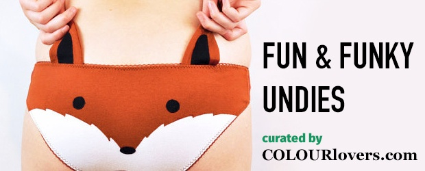 Friday Fashion Passion: Fun & Funky Panties & Undies
