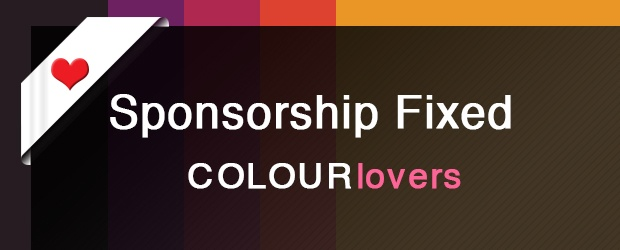COLOURlovers Community Post: Sponsorship Fixed!