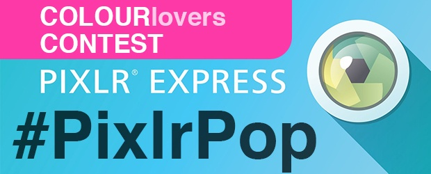 Show Me the Color! The Pixlr Color Pop Contest #PixlrPop