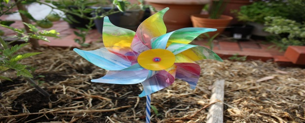 Color Inspiration in Crafts: The Prettiest Pinwheels