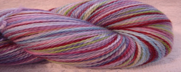 Color Inspiration in Clothing: Spinning Yarn in Every Shade