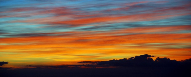 Color Inspiration in Nature: Sizzling Shades of Sunrises and Sunsets