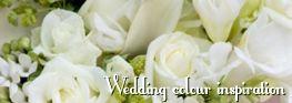Favorite Wedding Colours