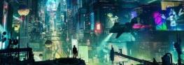Cyberpunk & Synthwave