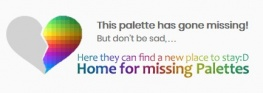 Home for Missing Palettes