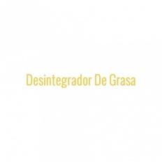DesintegradorDeGrasa