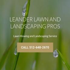leanderlandscap