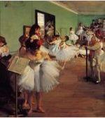 Degas Dance Class