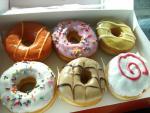 Brown Doughnut