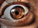 Frighten Eye