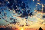 Sunrise sunshine