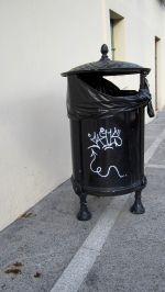 Charcole Trash