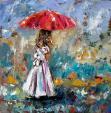Lonely in Rain