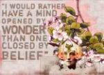 Open mind CQT