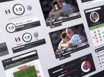 Soccer UI