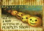 Pumpkin Show