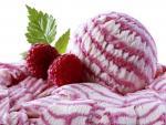 Raspberry my tongue!