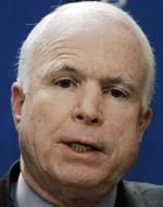 John McCain's Face