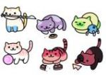 Dark Kitties