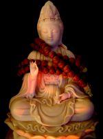 The Beaded Buddha