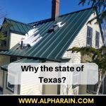 Why state of Texas