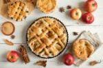 Apple is the pie