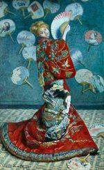 Madam Monet's Kimono