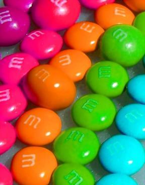 Free Tasty Technicolor Treats Creative Commons