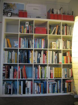 Bigger Bookcase