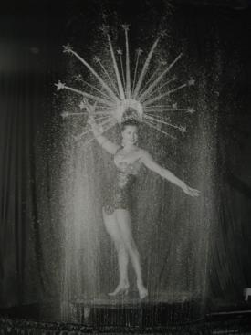 Esther Williams, Sahara, Circa 1954