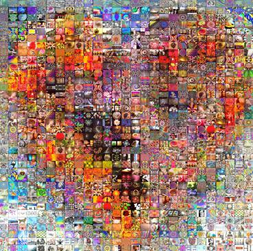Big Heart of Art - 1000 Mashups