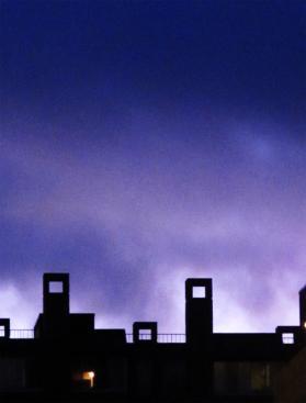Day 22 / 365 - Dusk Sky