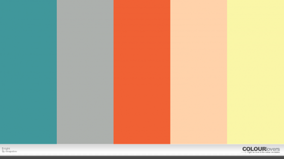 A Color Palette For Every Vibe