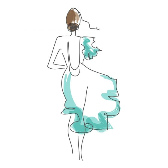 How to Draw and Paint Fashion Sketches?