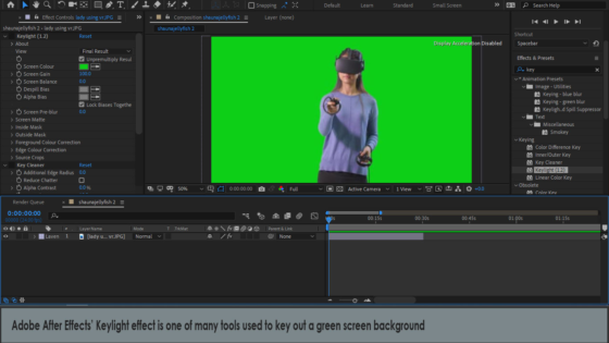 How to Integrate Green Screen into Your Next Marketing Video