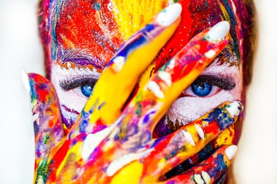 Colors, Human Growth Hormones, and Creativity