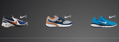 Color-coordinate with personalized Nike shoes
