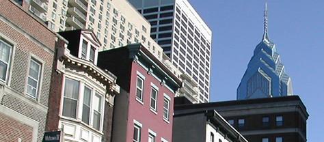 Color-smitten in Philadelphia