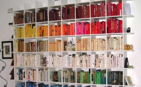 How We Color Organize…
