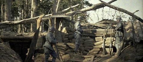 World War I …  In Color