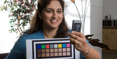 HP Launches New Technology: Makeup Color Matcher