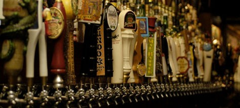 Color Inspiration from Ales, Lagers & Stouts: Beer!