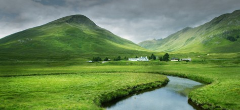 Color Inspiration from the Scottish Highlands