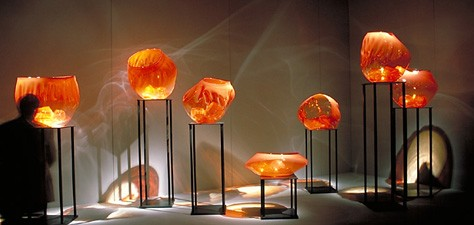 Colorful Glass Art by Dale Chihuly