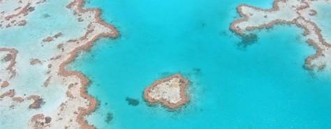 Landmark Colors:  The Great Barrier Reef