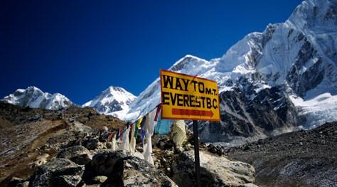 Landmark Colors:  The Himalayas