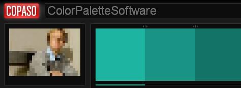 COPASO : Color Palette Software