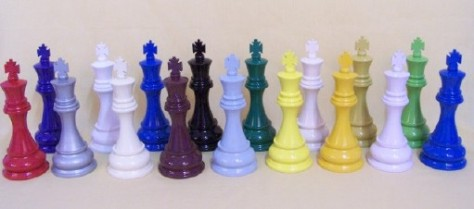 Taking Chess Beyond Black and White
