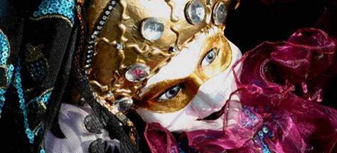 The Colors of Carnival: Venice