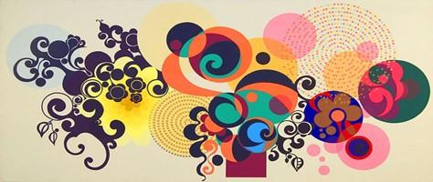 Color Inspiration: Beatriz Milhazes
